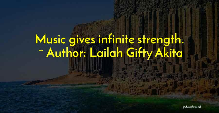 Infinite Words Of Wisdom Quotes By Lailah Gifty Akita