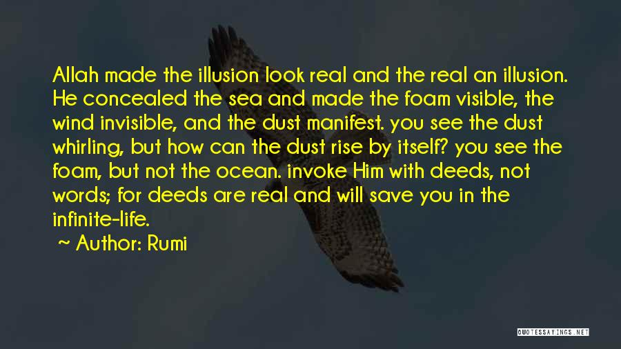 Infinite Words Of Wisdom Quotes By Rumi