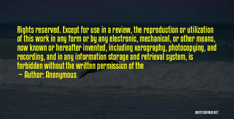 Information System Quotes By Anonymous