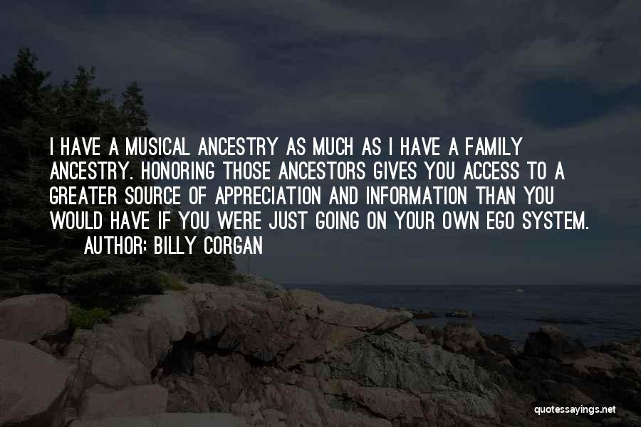 Information System Quotes By Billy Corgan