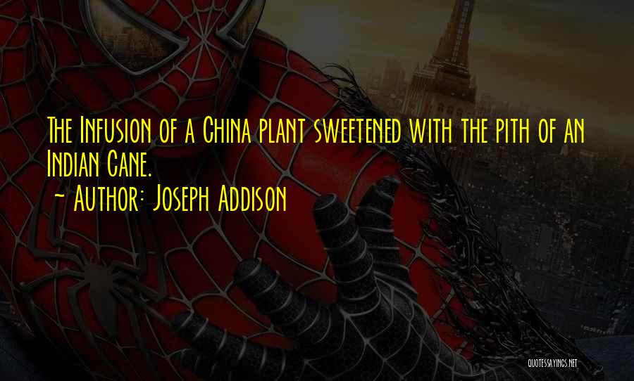 Infusion Quotes By Joseph Addison