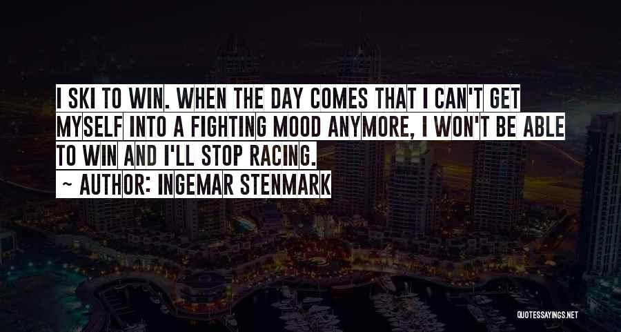 Ingemar Stenmark Quotes 1338328