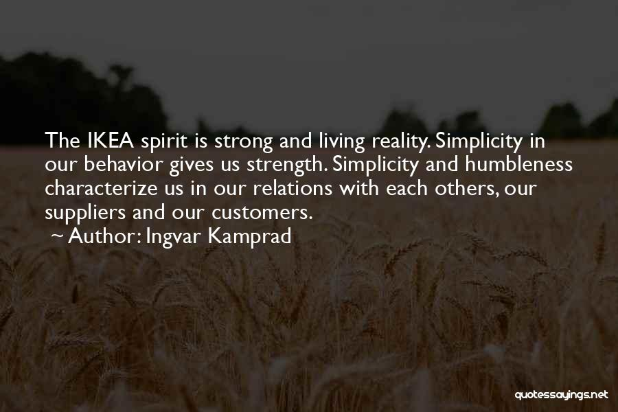 Ingvar Kamprad Quotes 1397915