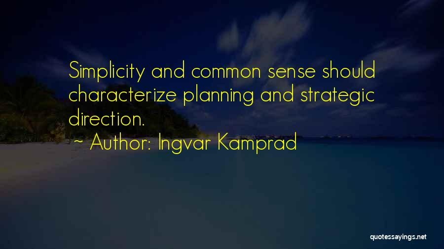 Ingvar Kamprad Quotes 157378