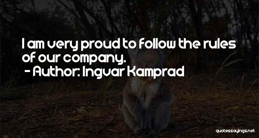 Ingvar Kamprad Quotes 1670191