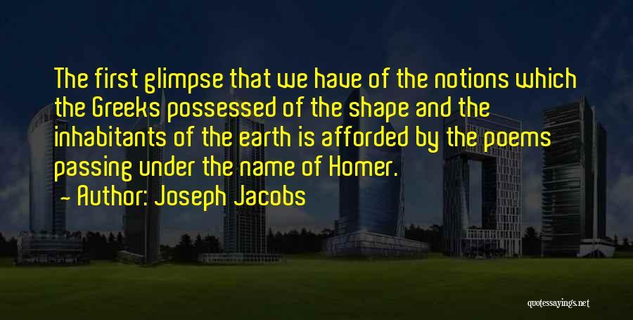 Inhabitants Quotes By Joseph Jacobs