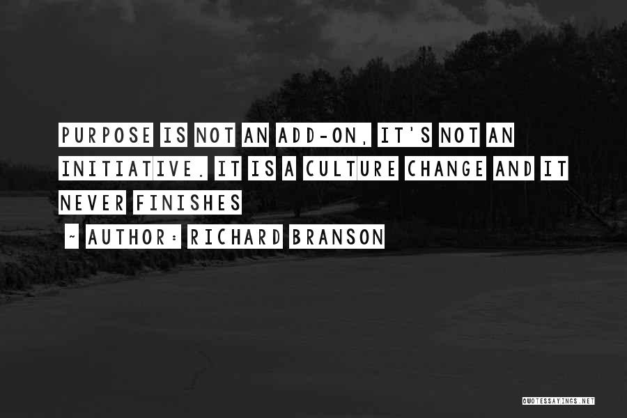 Initiative And Change Quotes By Richard Branson