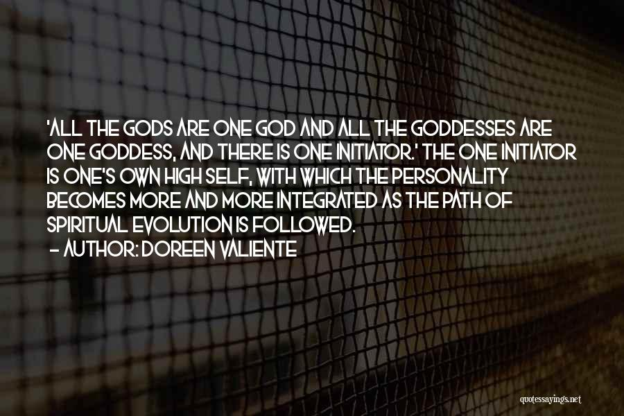 Initiator Quotes By Doreen Valiente