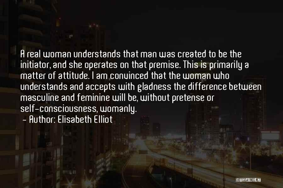 Initiator Quotes By Elisabeth Elliot