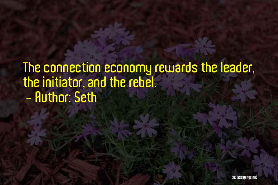 Initiator Quotes By Seth
