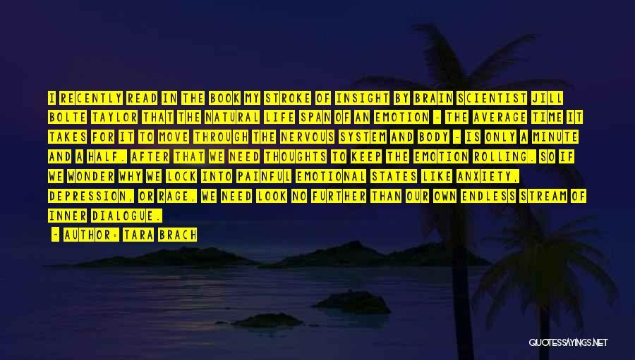 Inner Dialogue Quotes By Tara Brach