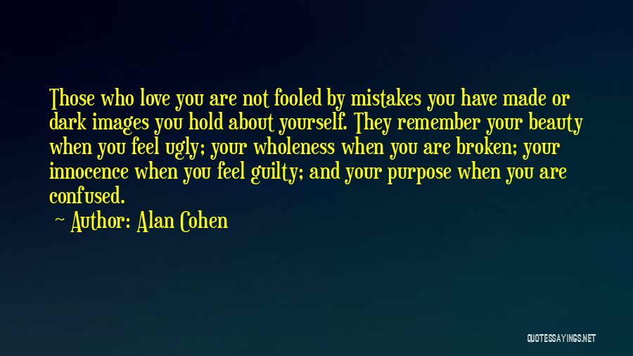 Innocence And Beauty Quotes By Alan Cohen