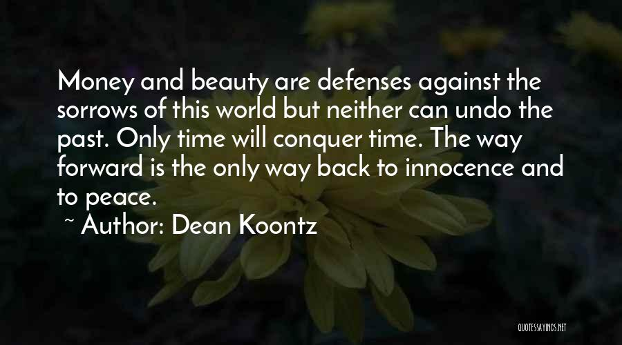 Innocence And Beauty Quotes By Dean Koontz