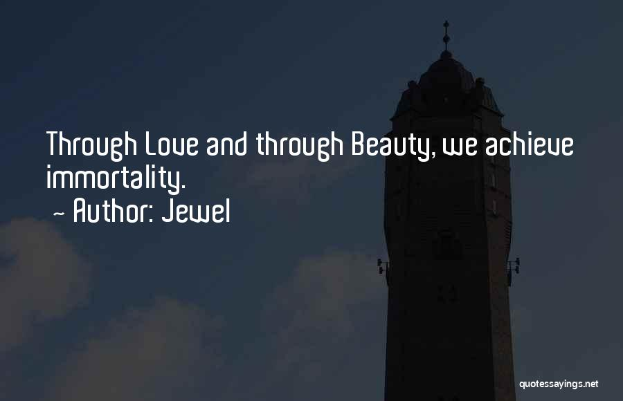 Innocence And Beauty Quotes By Jewel