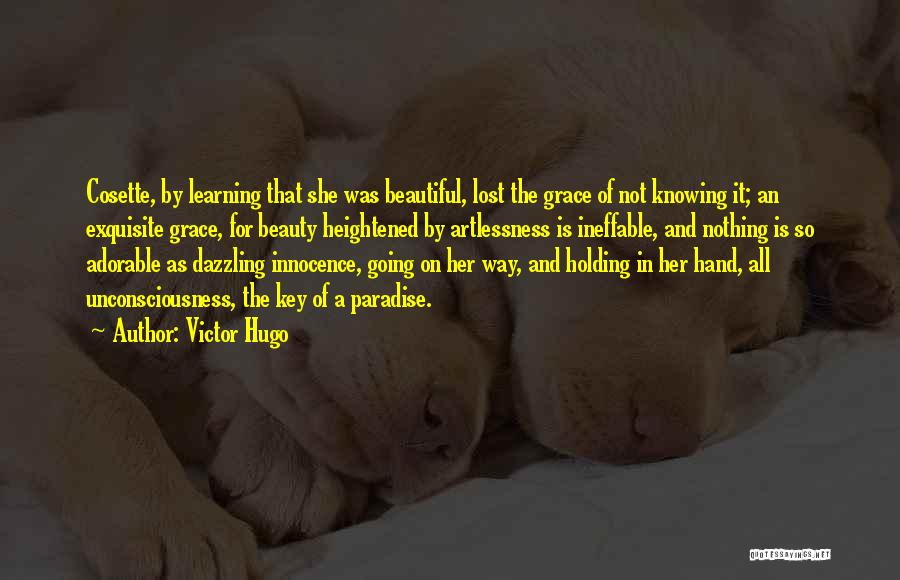 Innocence And Beauty Quotes By Victor Hugo