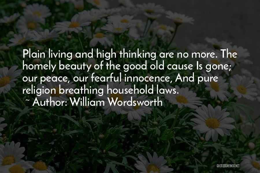 Innocence And Beauty Quotes By William Wordsworth