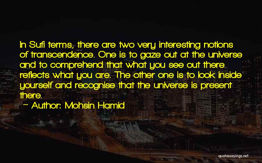 Inside And Out Quotes By Mohsin Hamid