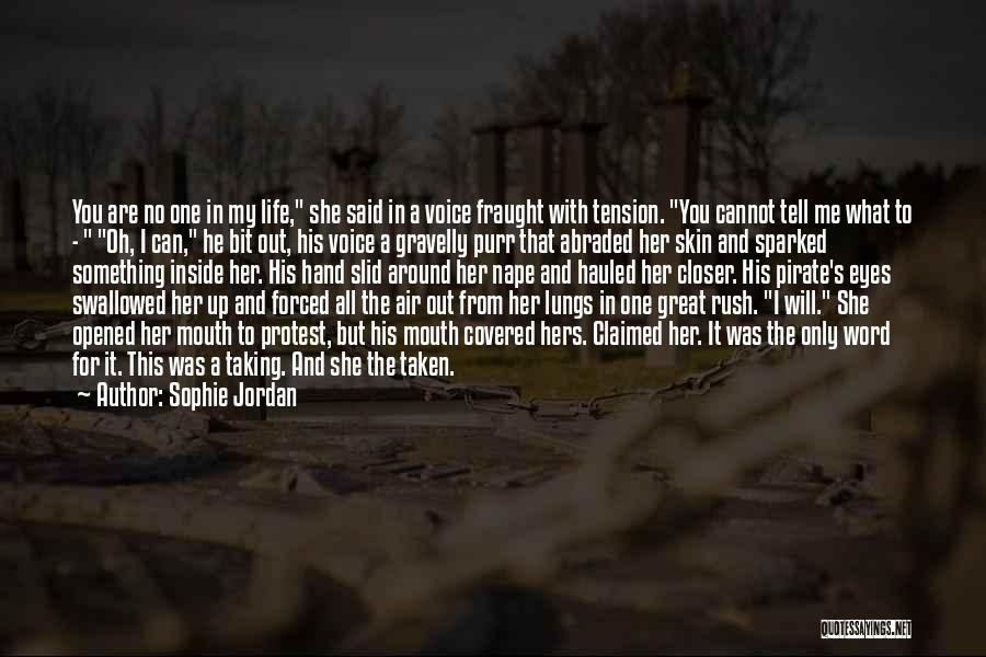 Inside And Out Quotes By Sophie Jordan