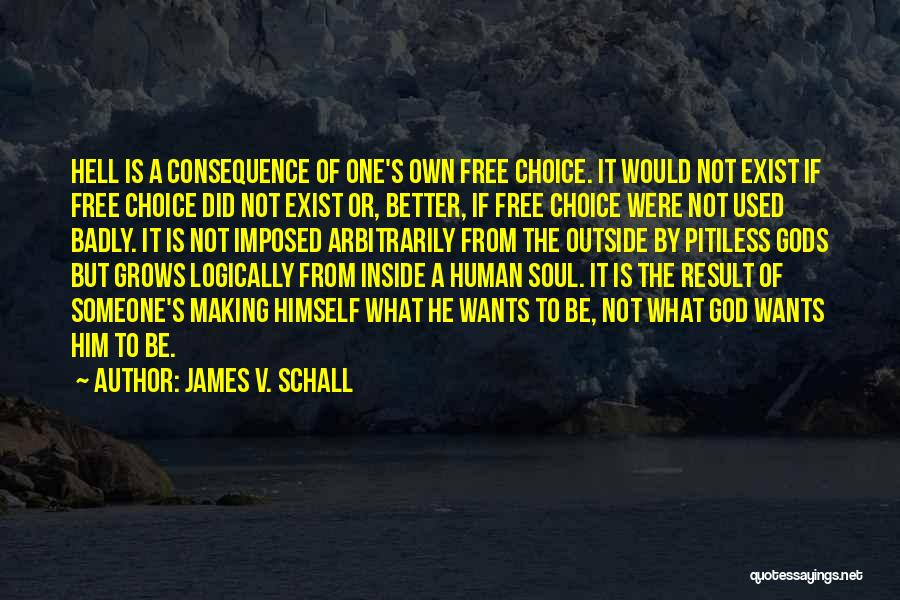 Inside Not Outside Quotes By James V. Schall