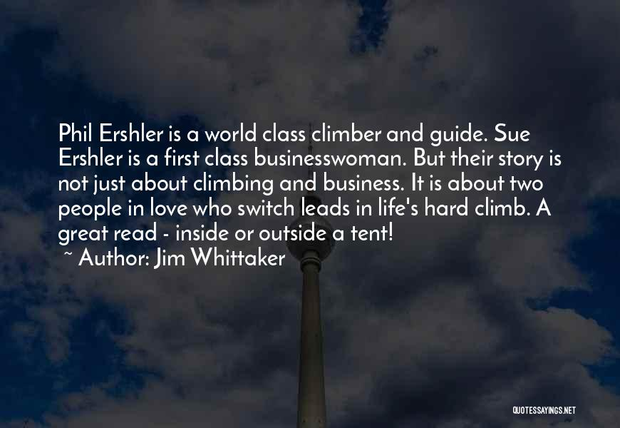 Inside Not Outside Quotes By Jim Whittaker