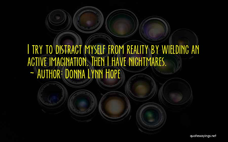Insomnia Quotes By Donna Lynn Hope