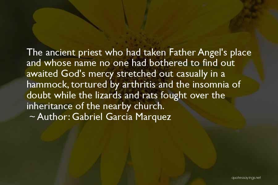 Insomnia Quotes By Gabriel Garcia Marquez