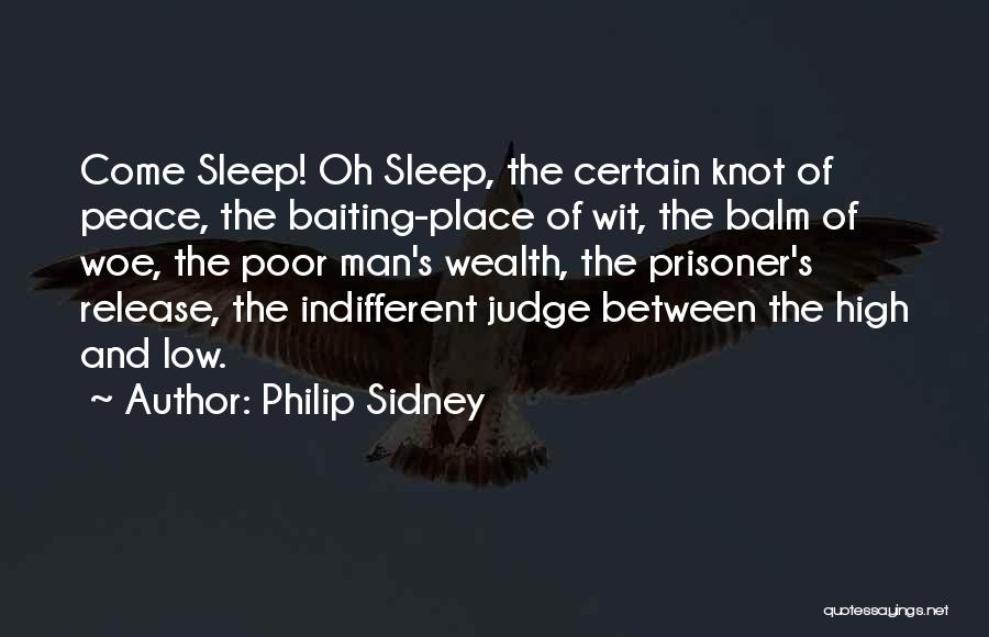 Insomnia Quotes By Philip Sidney