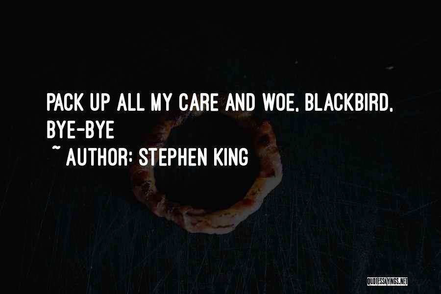 Insomnia Quotes By Stephen King