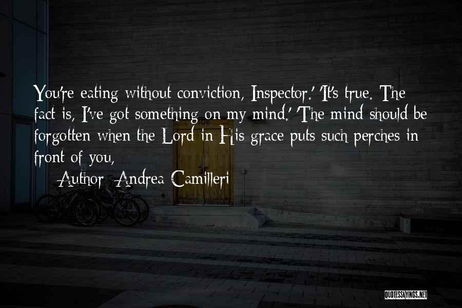Inspector Quotes By Andrea Camilleri