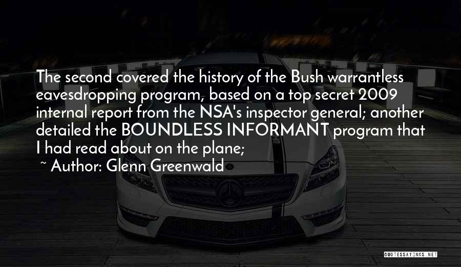 Inspector Quotes By Glenn Greenwald