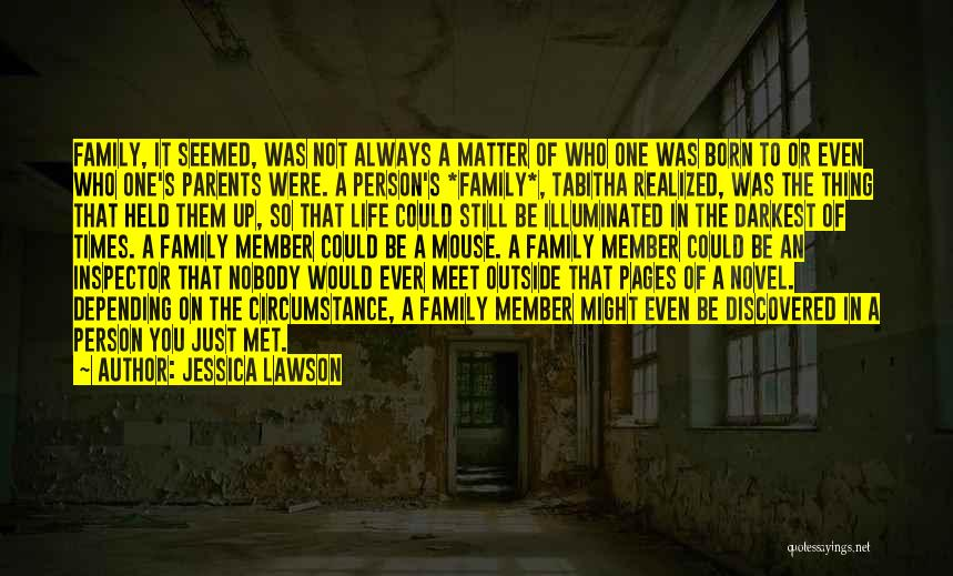 Inspector Quotes By Jessica Lawson