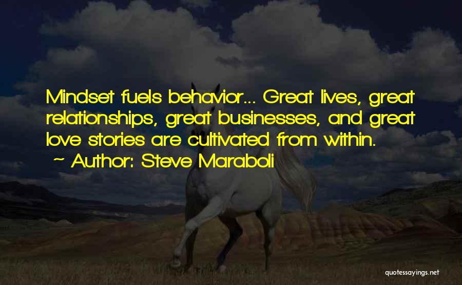 Inspiration Love Quotes By Steve Maraboli