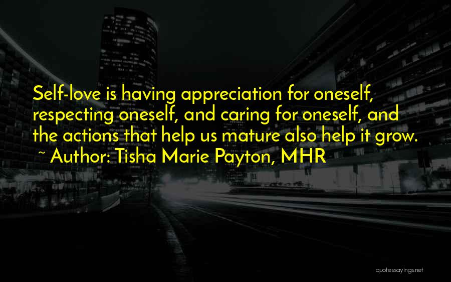 Inspiration Love Quotes By Tisha Marie Payton, MHR