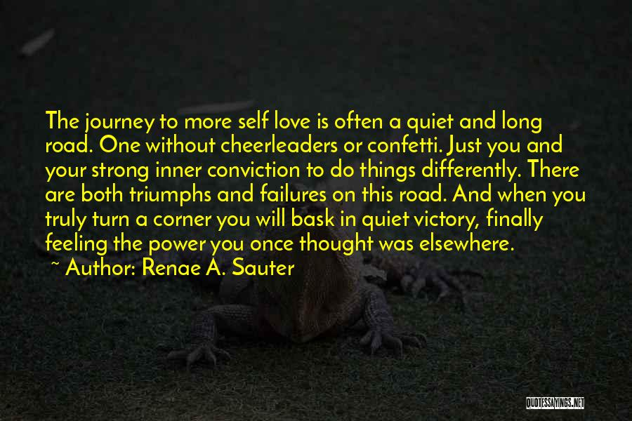 Inspirational Corner Quotes By Renae A. Sauter