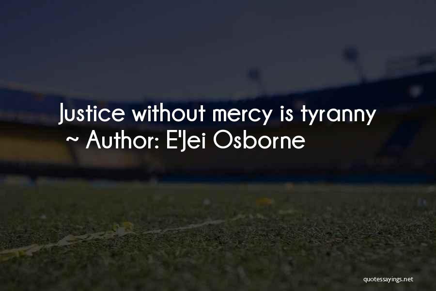 Inspirational Failure Quotes By E'Jei Osborne