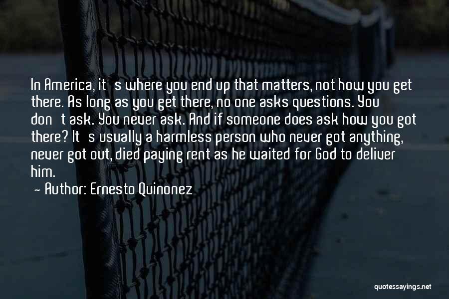 Inspirational Failure Quotes By Ernesto Quinonez