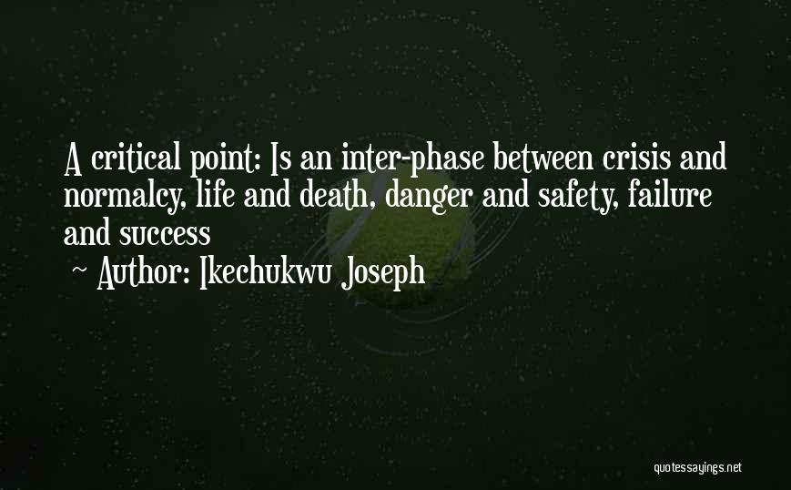 Inspirational Failure Quotes By Ikechukwu Joseph