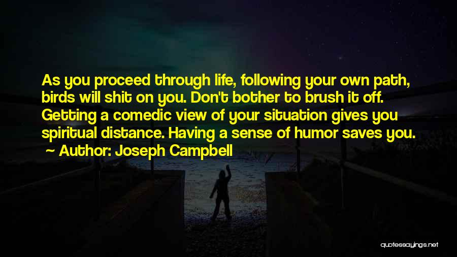 Inspirational Failure Quotes By Joseph Campbell