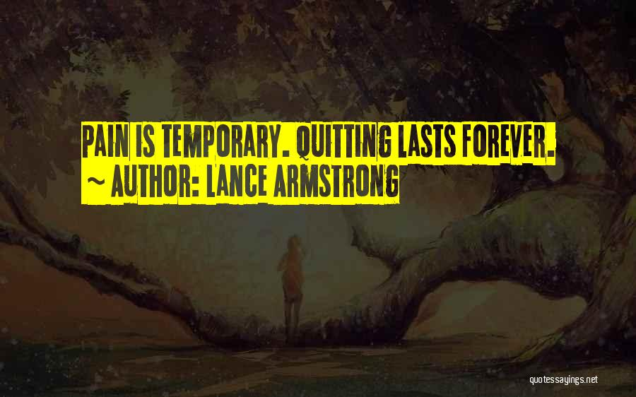 Inspirational Failure Quotes By Lance Armstrong