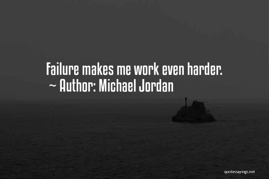 Inspirational Failure Quotes By Michael Jordan