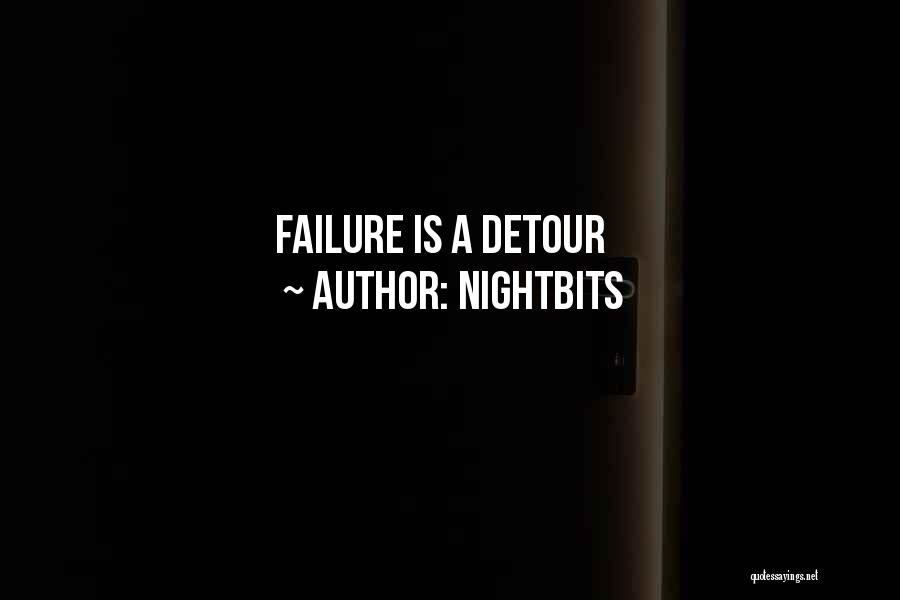 Inspirational Failure Quotes By NightBits