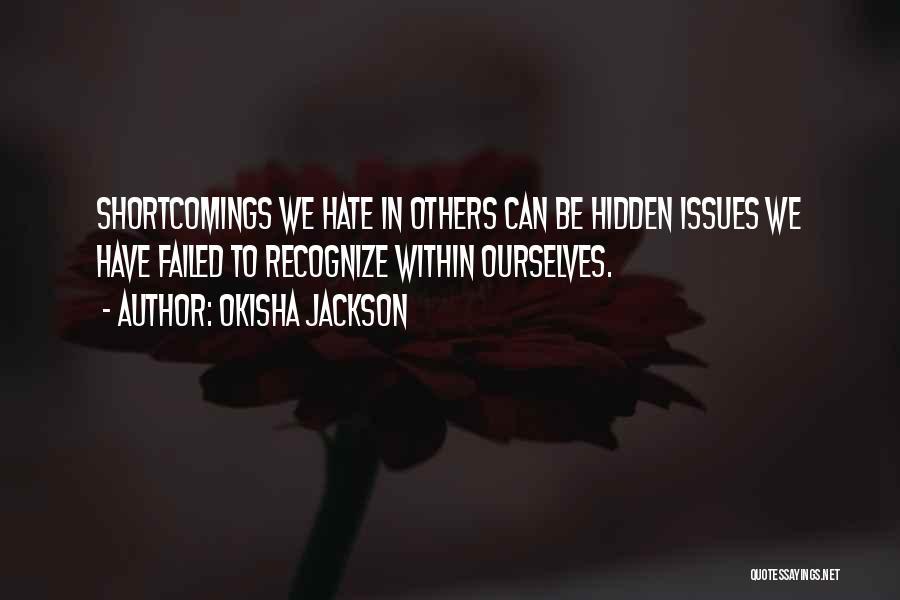 Inspirational Failure Quotes By Okisha Jackson