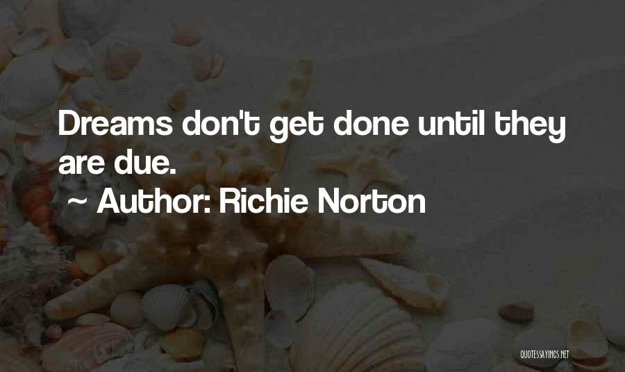 Inspirational Failure Quotes By Richie Norton