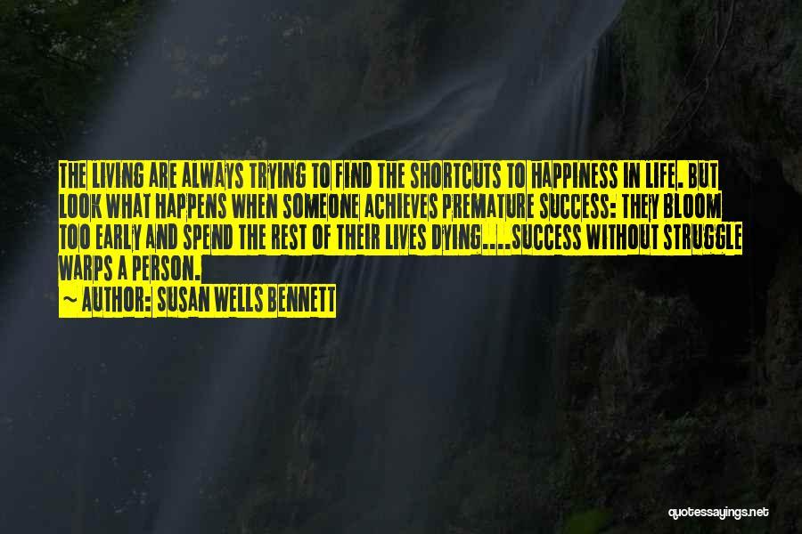 Inspirational Failure Quotes By Susan Wells Bennett