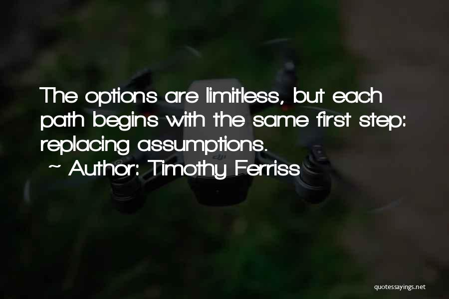 Inspirational Failure Quotes By Timothy Ferriss