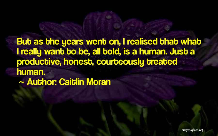 Inspirational Feminist Quotes By Caitlin Moran