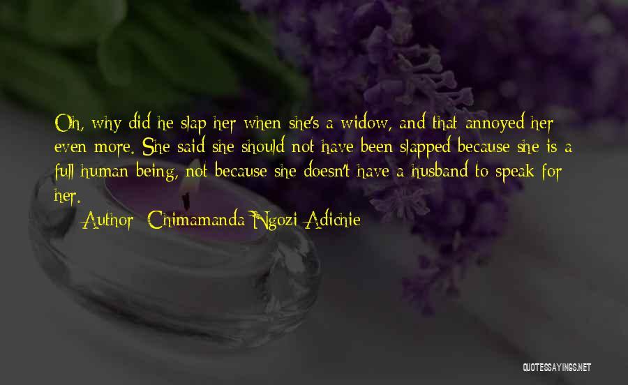 Inspirational Feminist Quotes By Chimamanda Ngozi Adichie