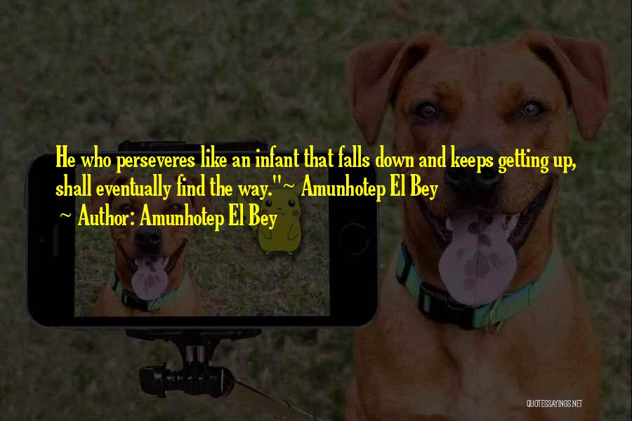 Inspirational Getting Over Someone Quotes By Amunhotep El Bey
