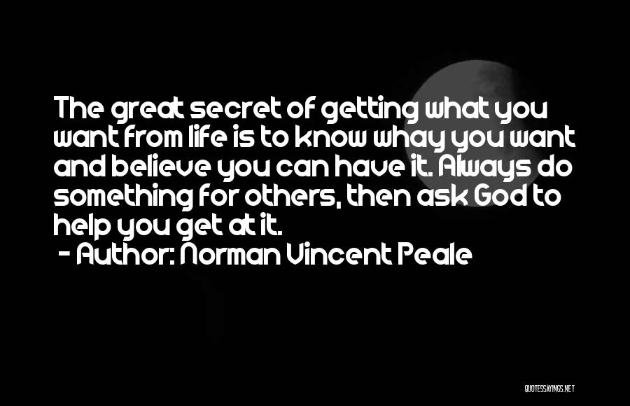 Inspirational Getting Over Someone Quotes By Norman Vincent Peale