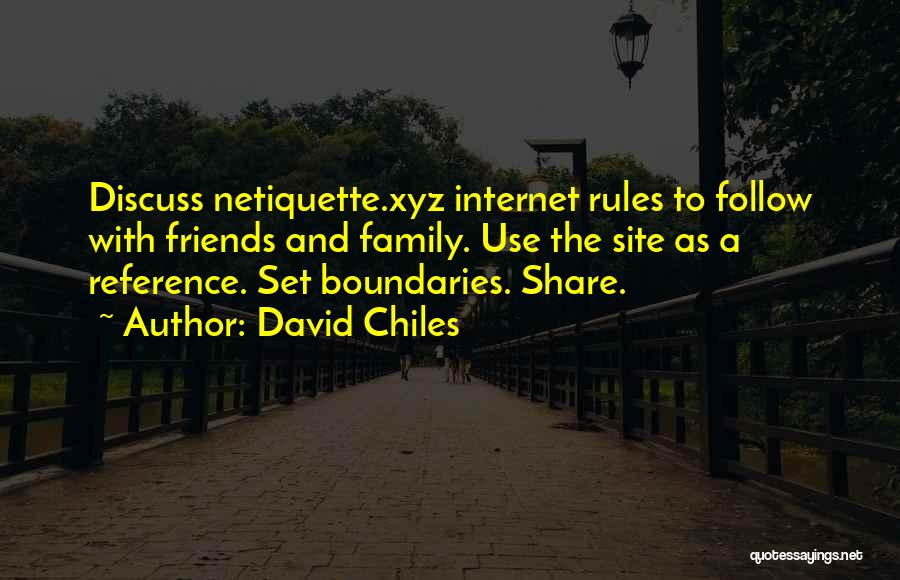 Inspirational Linkedin Quotes By David Chiles